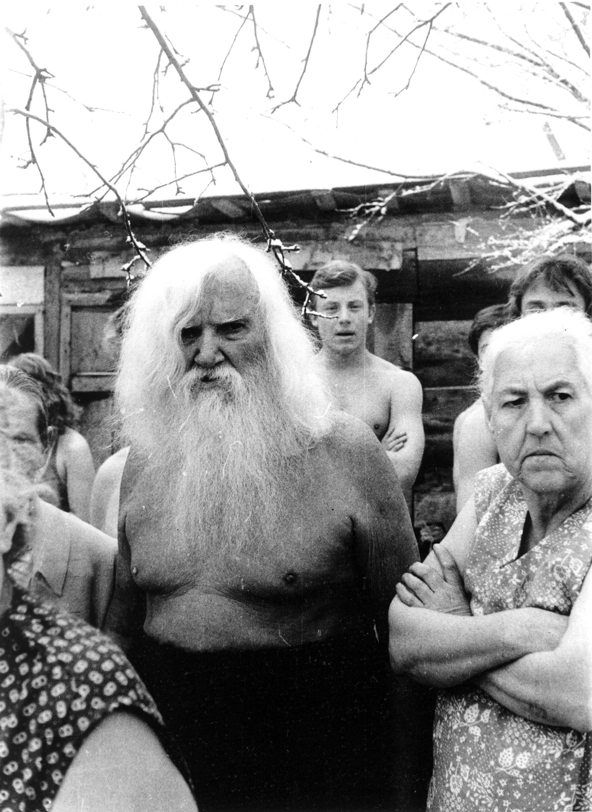 Фото и биография порфирий иванов